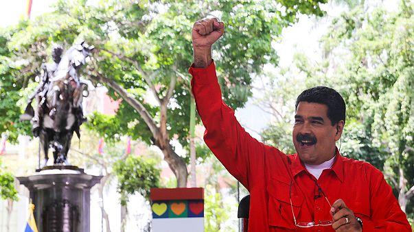 Trotz Sanktionsdrohungen: Maduro hält an Verfassungsreform fest