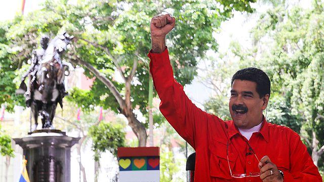Maduro: Venezuela'yı halk yönetir, emperyalistlerden emir almayız