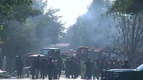 انفجار در کابل دستکم ۲۴ کشته و دهها زخمی برجای گذاشت