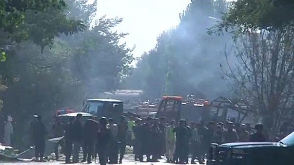 Attentat à la voiture piégée à Kaboul