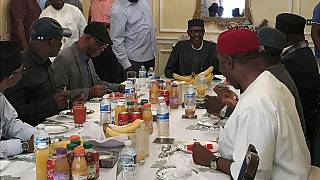 'Merchants of lies put out of business' - Governor after a Buhari meeting