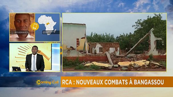 Rca : regain de violences à Bangassou