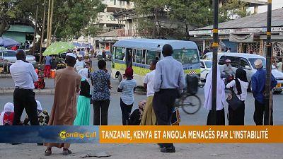 Kenya, Angola and Tanzania civil societies under threat [The Morning Call]
