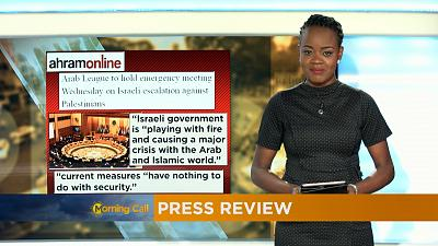 Press Review of July 24, 2017 [The Morning Call]