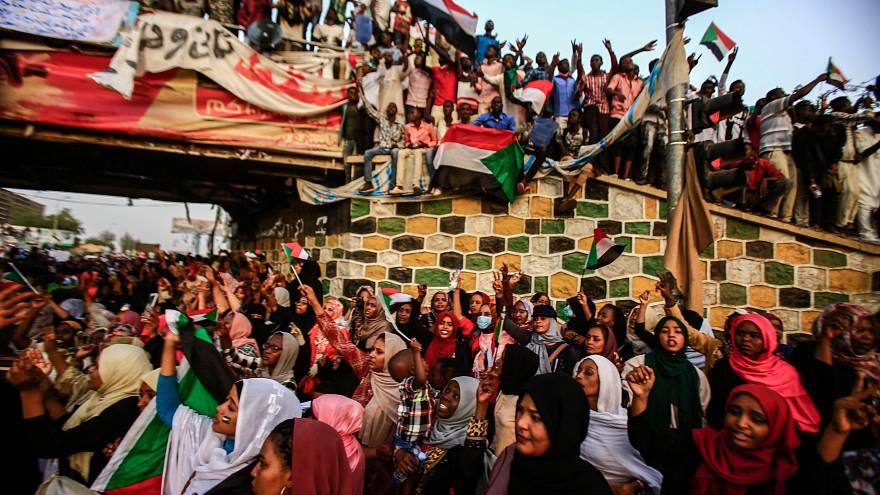 Image: SUDAN-UNREST-POLITICS-DEMO