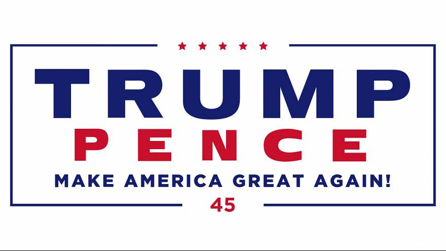Image: Donald Trump and Mike Pence 2020
