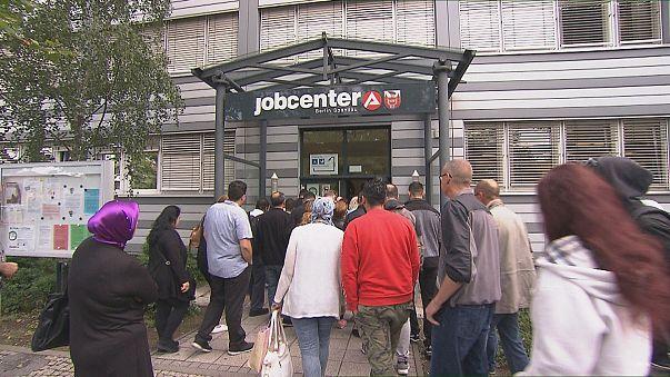 Pobres trabalhadores alemães