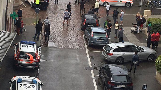 Cinco feridos graves após ataque na cidade de Schaffhausen