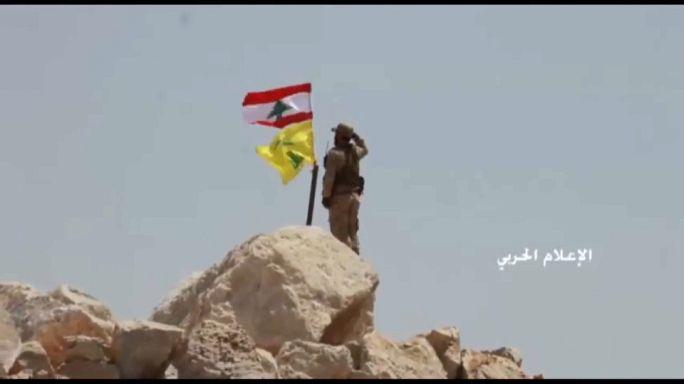 عرسال: حزب الله يسيطر على غالبية مواقع المتشددين