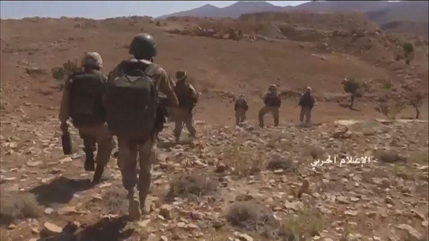 Hisbollah erobert strategisches Tal an der syrisch-libanesischen Grenze
