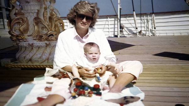 'The private Diana' revealed in new Royal documentary