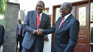 Kenya and Tanzania end trade war