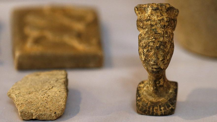 European Commission targets antiquities sales to curb terrorism