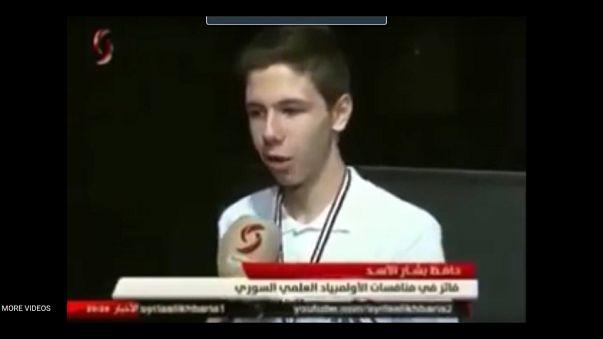 نجل بشار الأسد محل سخرية بعد نتائجه السيئة في أولمبياد الرياضيات