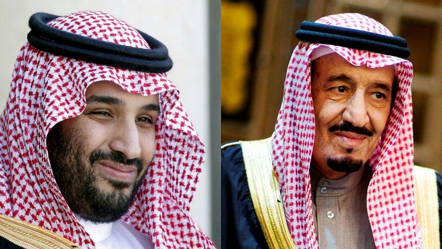 پادشاه عربستان در تعطیلات، امور کشور را به ولیعهد سپرد