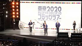 Japan counts down to the Tokyo 2020 Olympic Games