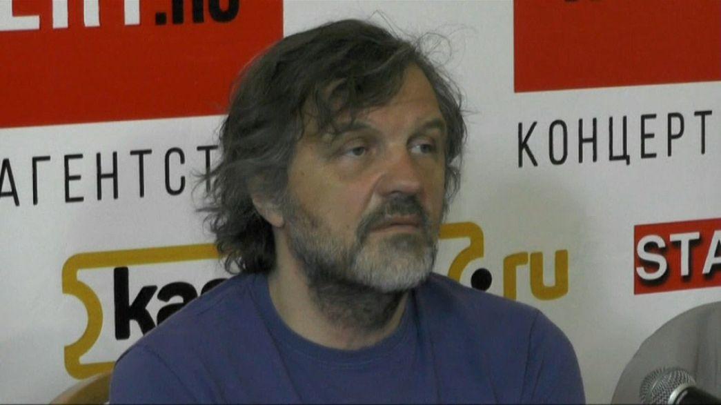 """Kusturica en Crimée : """"vous faites partie de la Grande Russie"""""""