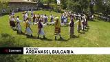 """Casamento """"à moda antiga"""" na Bulgária"""