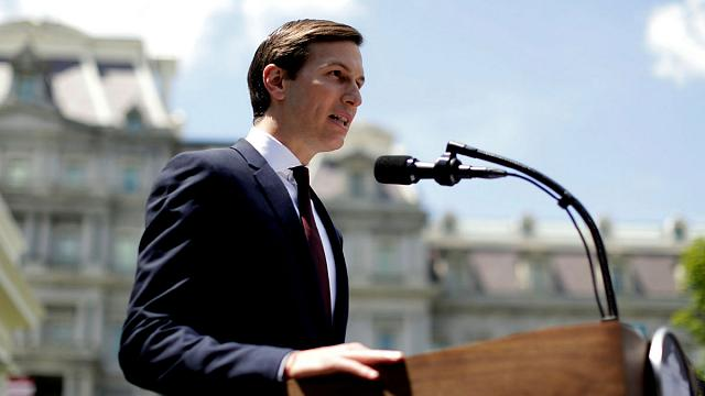 Trump's son-in-law Kushner denies Russia collusion