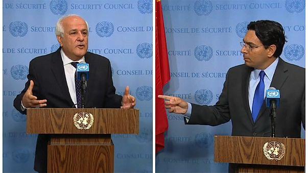 دعوات لاحتواء الأزمة بين الفلسطينيين وإسرائيل