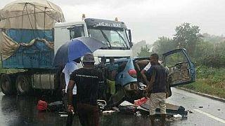 Togo : 5 célèbres humoristes meurent dans un accident de la route