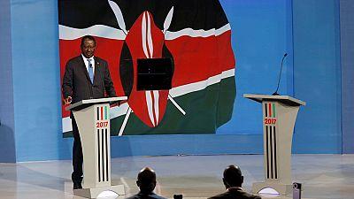 Kenyatta snubs Kenya's presidential television debate