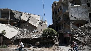 Moscú despliega policías al Este de Damasco