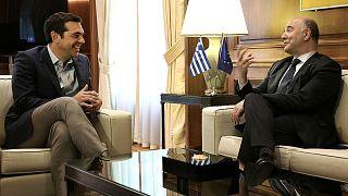Retour réussi de la Grèce sur les marchés