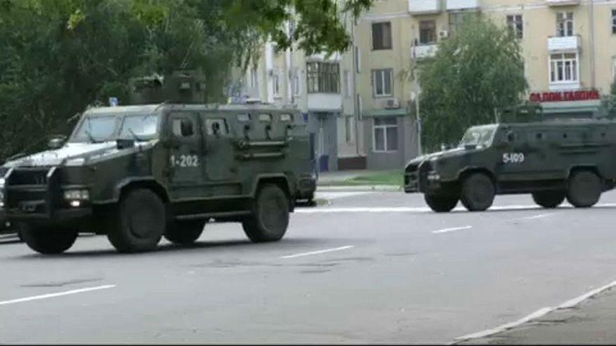 Fegyvereket küldhet az USA Ukrajnába