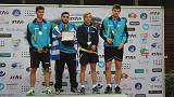 Χρυσό μετάλιο για την Ελλάδα στο Ευρωπαϊκό Πρωτάθλημα Πινγκ Πονγκ
