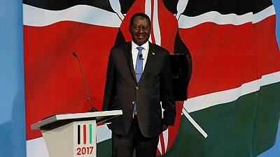 'I'm not crying wolf' - Kenya's Odinga stresses on 'election stealing' plot