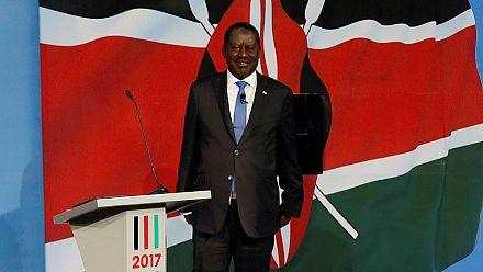 'I'm not crying wolf' - Kenya's Odinga stresses on 'election stealing' plot