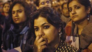 India, donne poliziotto contro le aggressioni sessuali