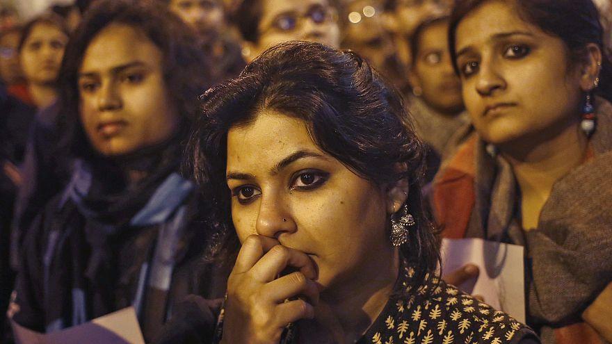 Женские отряды полиции против насильников