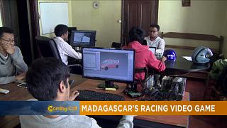 Madagascar racing video game [The Morning Call]