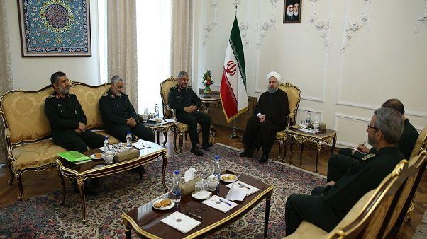 اهمیت دیدار رئیس جمهور ایران و فرماندهان سپاه پاسداران
