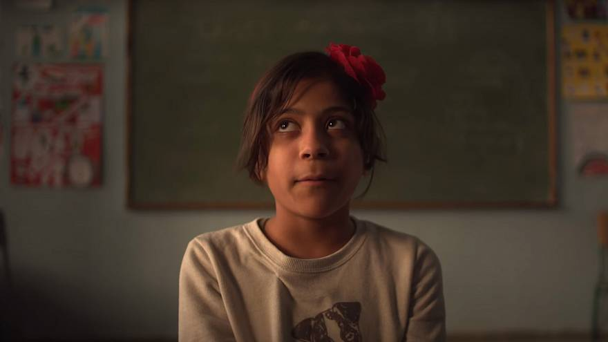 Refugee children in Greece tell UNICEF about their favourite things