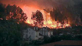 Vários incêndios continuam por controlar