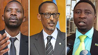 Rwanda votes: Profiles of incumbent Kagame and his two contenders