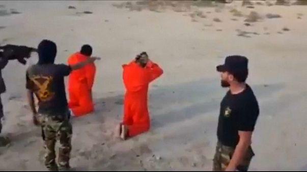 شاهد.. وحدة عسكرية لحفتر على خطى داعش