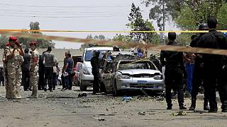 7 civilians killed in car bomb in Egypt's North Sinai