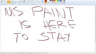 """Η """"ζωγραφική"""" των Windows παραμένει ζωντανή"""