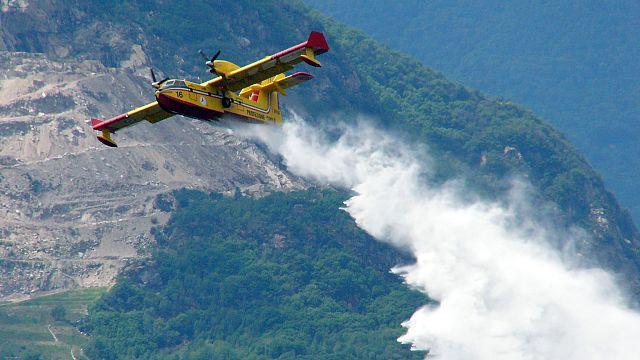 Incendi: in Italia distrutti 51.000 ettari di terreno