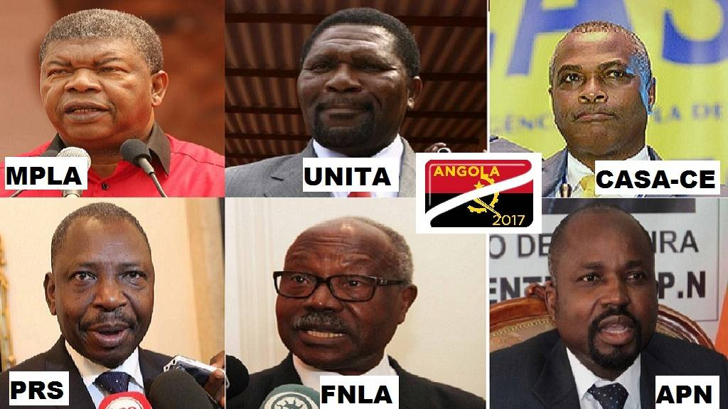 Angolans go to polls to elect new president as dos Santos retires