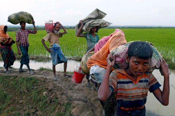مسلمانان روهینگیای میانمار