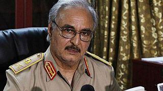 Le maréchal Khaftar, l'homme fort de l'est libyen