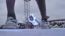 "Nigeria : championnat de football ""freestyle"""