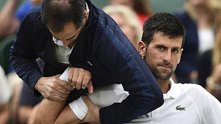 Novak DJOKOVIC pourrait manquer l'US open 2017, à cause des douleurs au coude droit