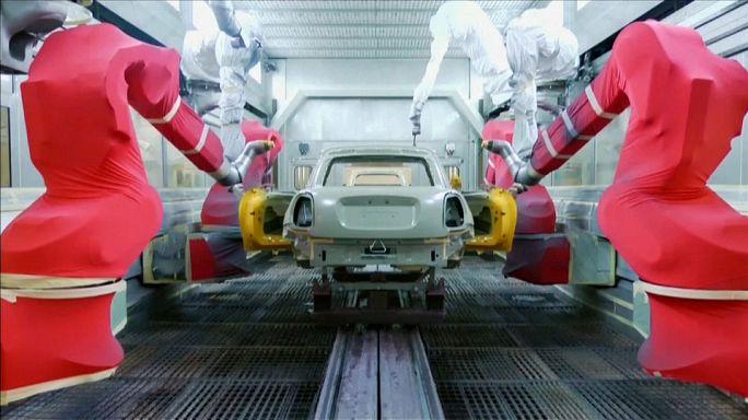 Construtoras de automóveis não querem perder o elétrico