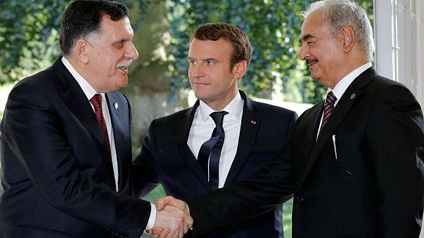 Megállapodás Líbiáról